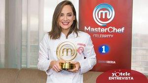 Tamara Falcó, ganadora de 'Masterchef Celebrity 4'