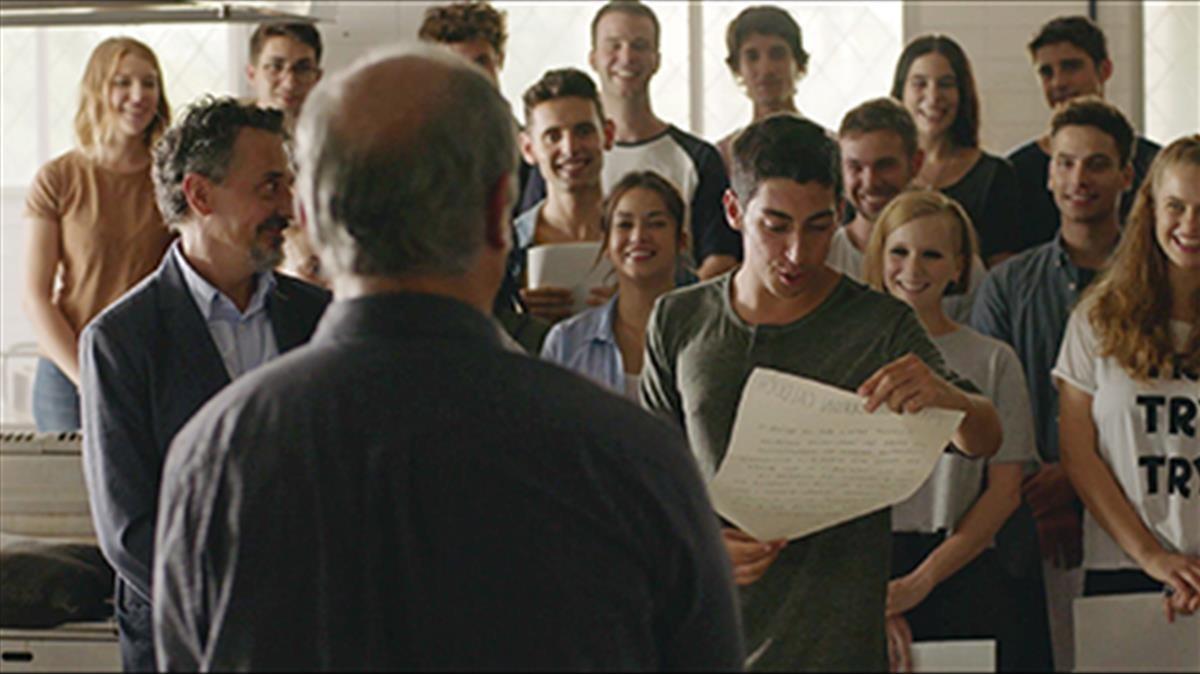 Imagendel último episodio de la serie de TV-3 'Merlí'.