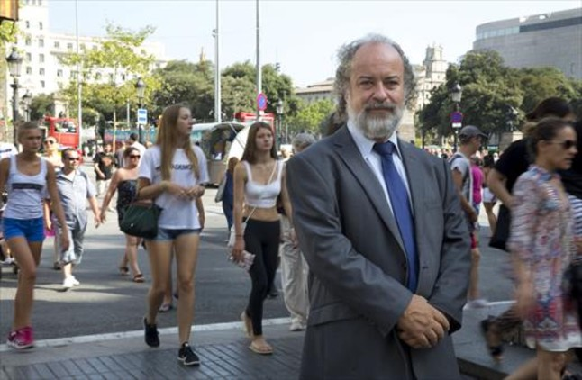 Amadeu Recasens: «No tendré inconveniente en aplicar la contundencia policial»