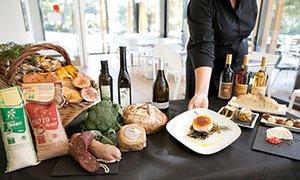 Un calendari recull els principals productes de temporada i les activitats gastronòmiques de Terrassa