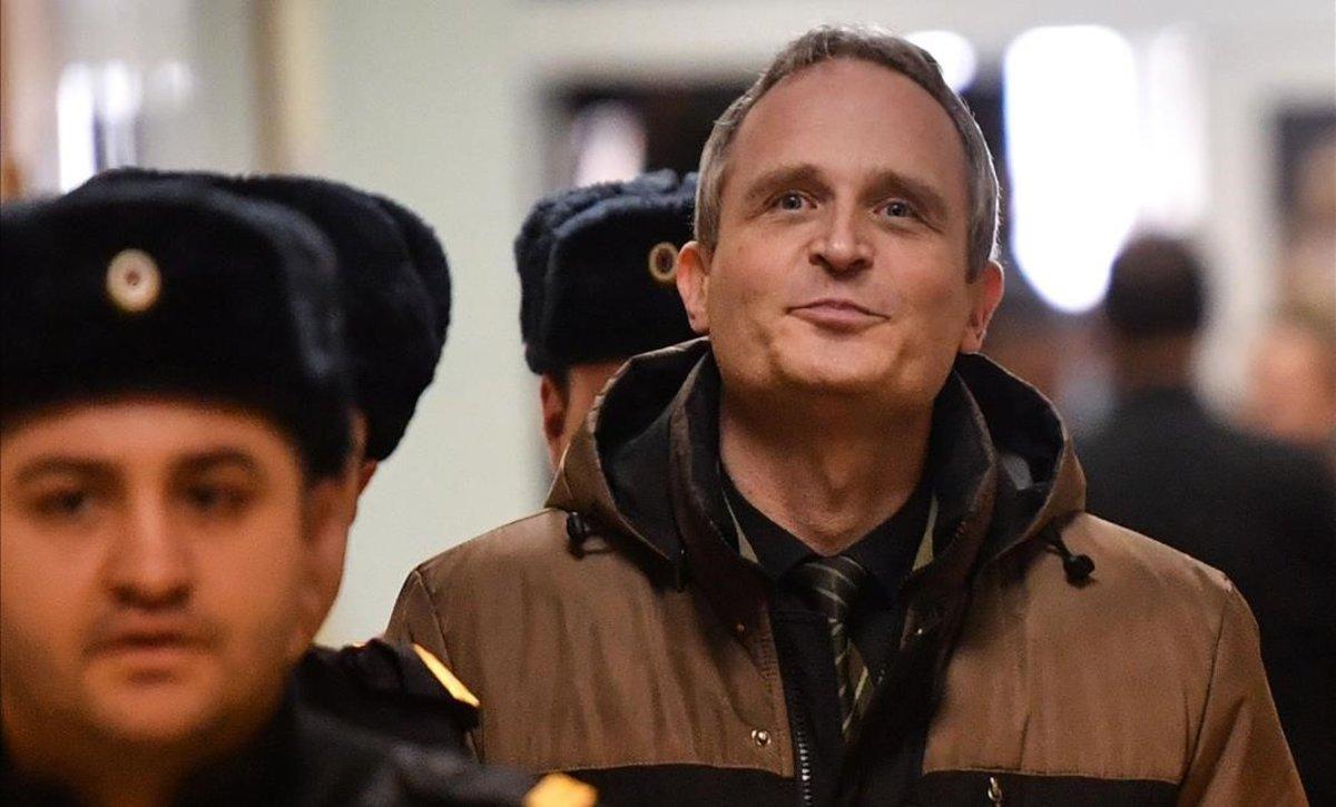 El Testigo de Jehová danés Dennis Christensen ha sido condenado en Rusia acusado de extremismo.