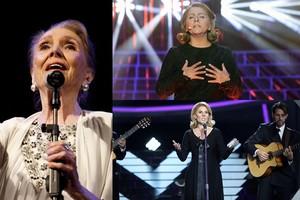 Fallece María Dolores Pradera: estos fueron sus homenajes en 'Tu cara me suena'