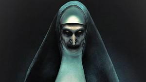 Una imagen promocional de 'La monja'