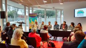 Una de las actividades organizadas el pasado mes de abril en el marco de la iniciativa 'Ciudades Defensoras de los Derechos Humanos'