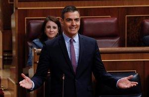 Sánchez mira de tranquil·litzar l'esquerra: «Els acords continuen vigents»