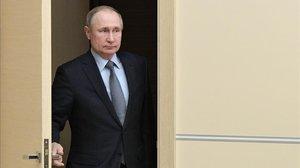 Vladimir Putin, esta semana.