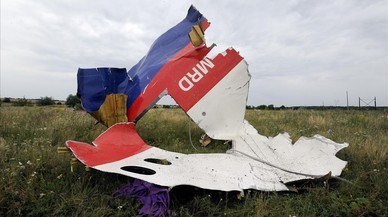 L'avió malaisi que va caure a Ucraïna va ser enderrocat per una bateria de l'Exèrcit rus