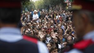 Caps dels Mossos de Lleida es van conjurar per blindar l'1-O
