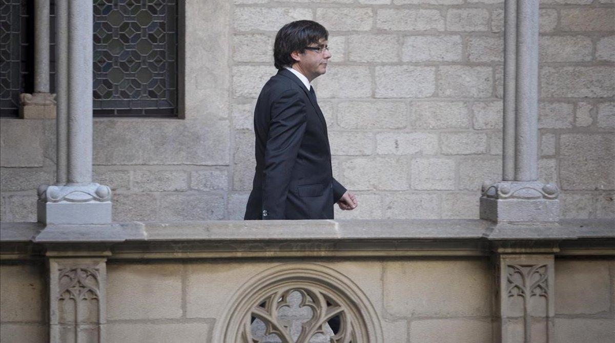Les eleccions fallides de Carles Puigdemont