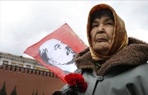 Marx, ausente en la Rusia de Putin