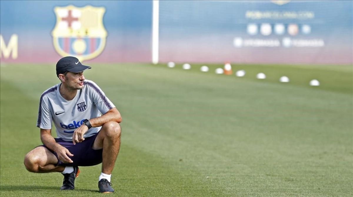 Barça, inquieto; Madrid, mutante