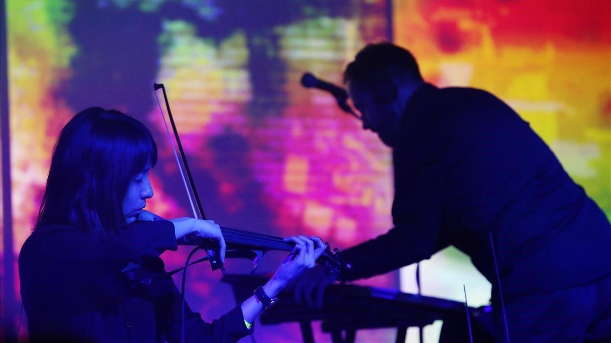 Fabra i Coats perilla com a epicentre musical de Barcelona