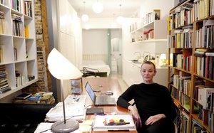 """Antonella Broglia: """"L'emprenedor social no tira mai la tovallola"""""""