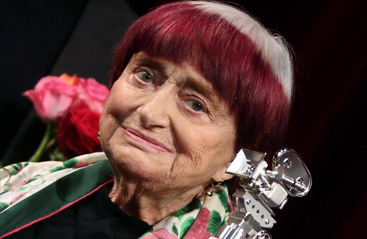 A los 90 años murió la cineasta Agnes Varda