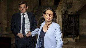 El pacte valencià, en suspens a poques hores de la investidura
