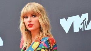 La cantante y compositora Taylor Swift.