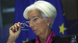 Lagarde manté el preu dels diners en el seu mínim històric