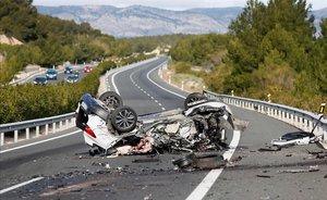 Mor un vianant al ser atropellat per un cotxe a Lleida