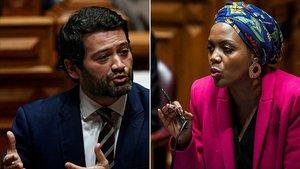 Un diputat ultra portuguès demana que una parlamentària negra «sigui retornada al seu país»