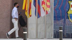 OFICIAL: El Barça convoca eleccions al març i acomiada Setién