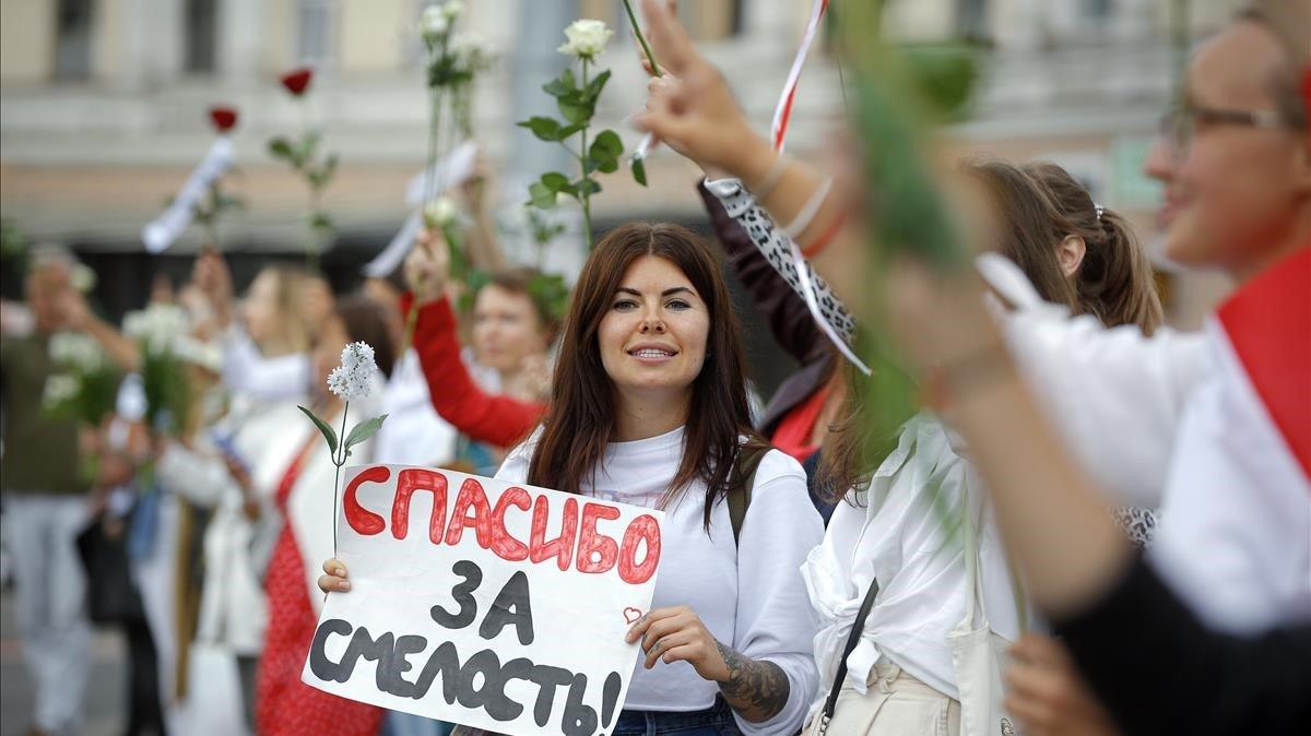La justícia de Bielorússia obre un cas criminal contra el consell opositor