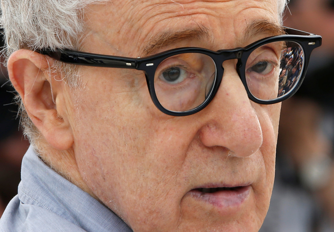 Hollywood repudia Woody Allen