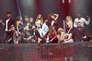 TVE emitirá el concierto de los concursantes de 'OT 2017' en el Bernabéu