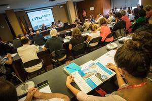 El congreso en el que AMB y municipios puiseron en común políticas para proteger el litoral.