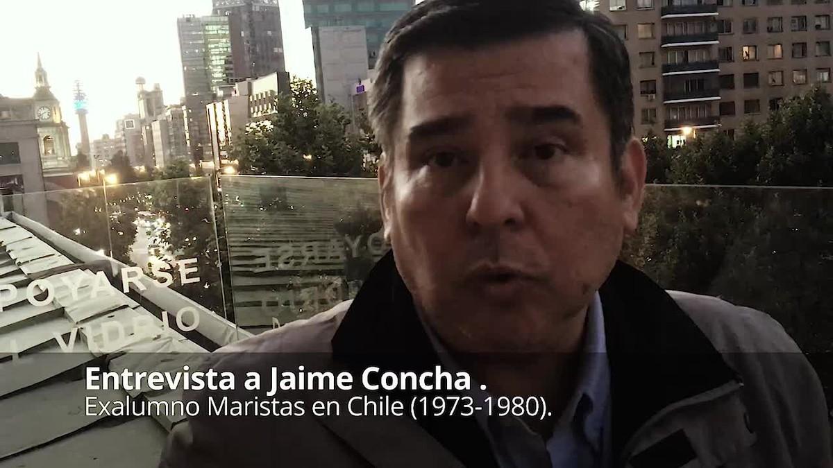 Entrevista a Jaime Concha chileno caso Maristas