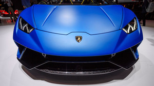 Nuevo Lamborghini Huracan Performante Spyder