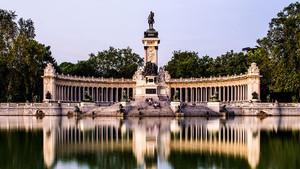 Viajar - Madrid reestrena mirador en El Retiro