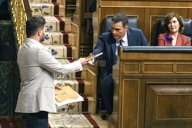 Així t'hem explicat les eleccions generals a Espanya del novembre del 2019