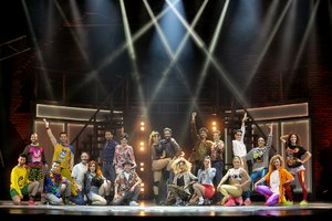 'Flashdance', un espectacular musical que explota la nostàlgia dels 80