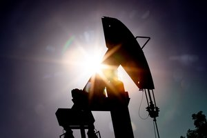 Planta petrolífera en Signal Hill, California.