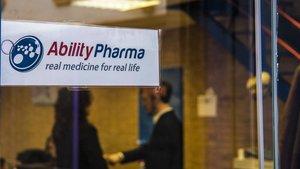 Instalaciones de Ability Pharma en Cerdanyola.