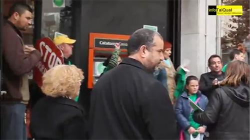 La pah terrassa cierra 7 oficnas bancarias de la ciudad for Oficines catalunya caixa