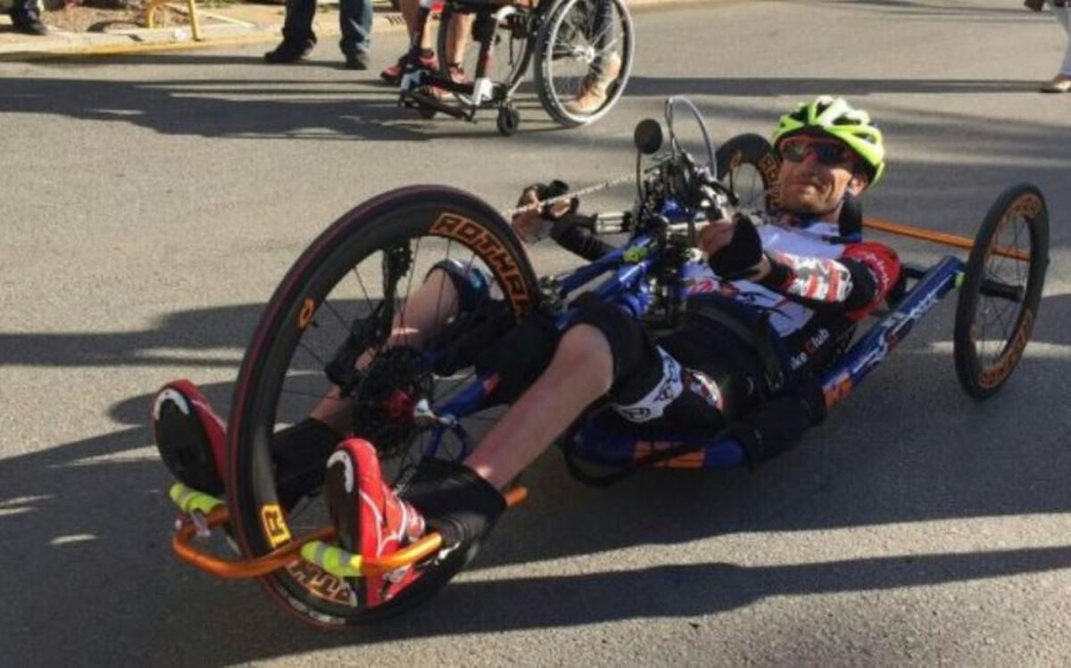 Mor en accident de trànsit el campió d'Espanya de ciclisme adaptat del 2016