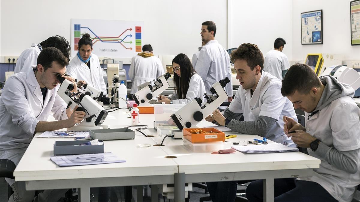 El 85% de las pymes catalanas tiene dificultades para cubrir puestos