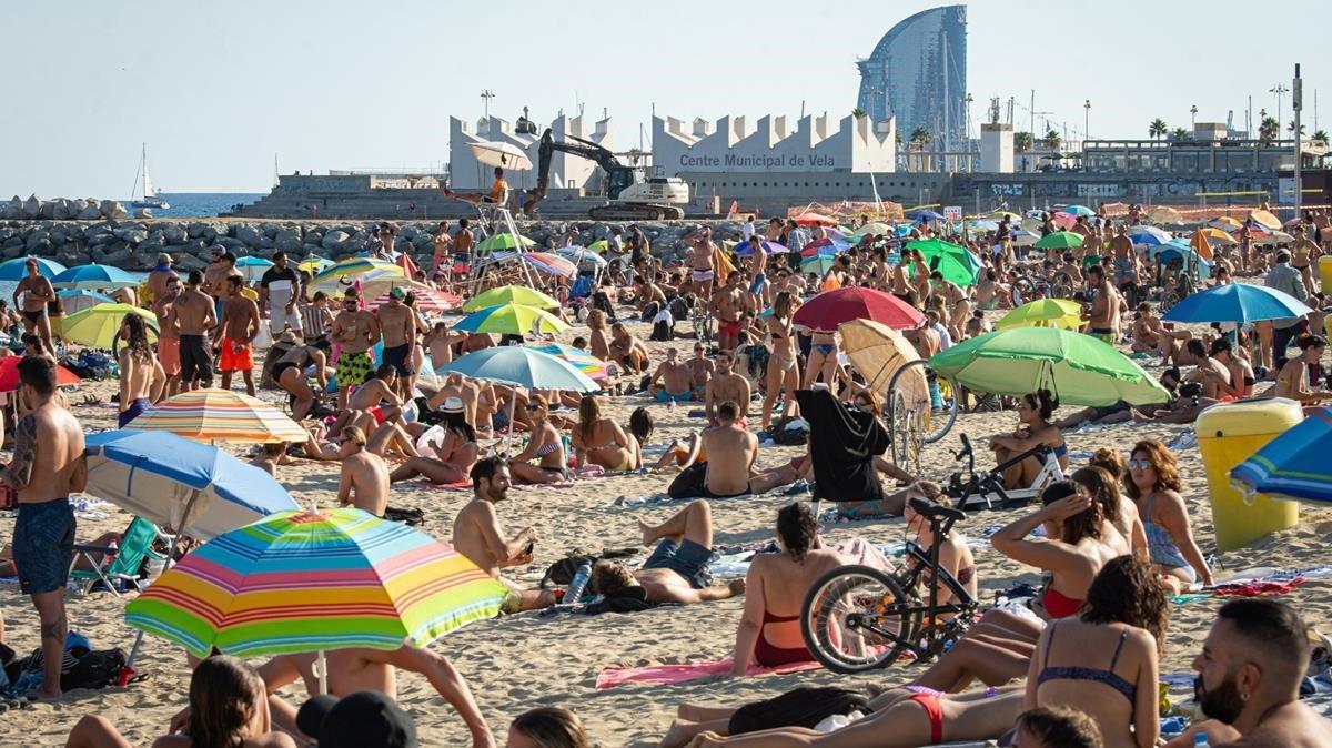 España es avanzadilla de segunda ola de covid en la UE, según informe