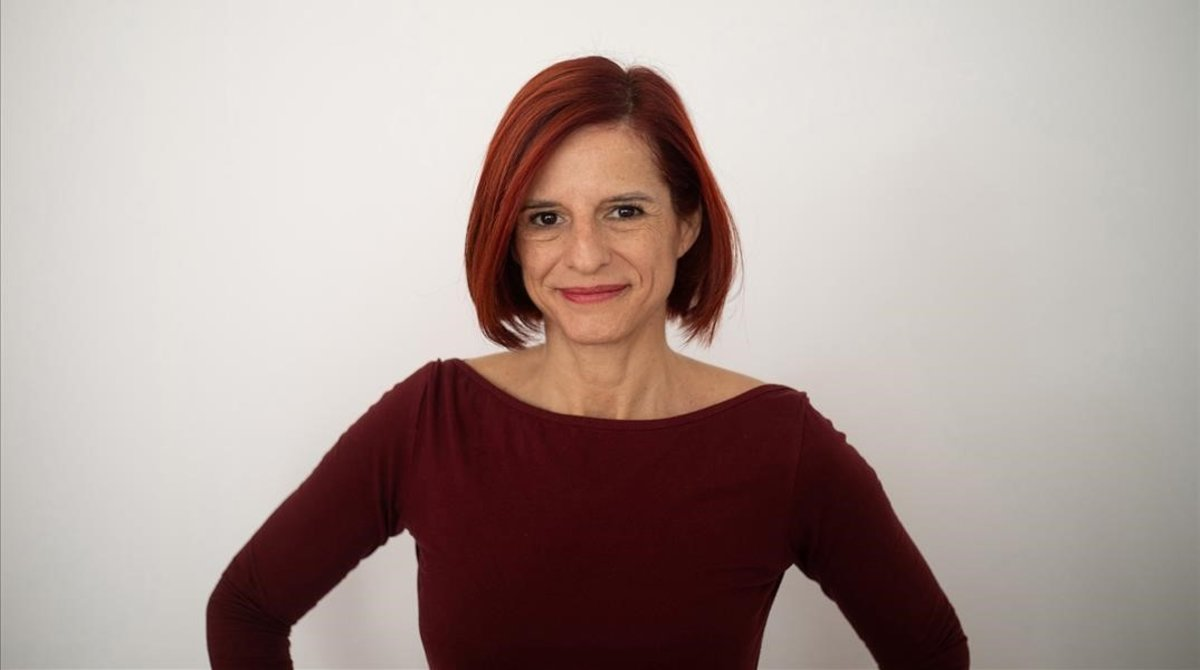 Anna Manso, guionista y autora de 'La peor madre del mundo'.