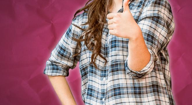 Bárbara Singer es Julieta, en la serie 'Yo quisiera'.