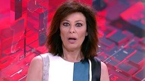 El nuevo momentazo viral de Beatriz Pérez Aranda: se queda paralizada al dar una noticia