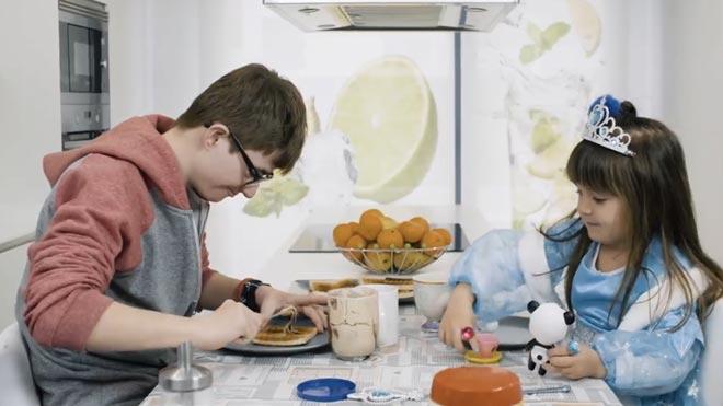 'La sort de tenir-te', l'anunci de les persones amb Down | Vídeo