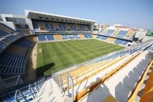 El estadio gaditano Ramón de Carranza.