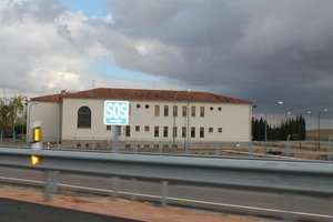 Centro Penitenciario Herrera de la Mancha.