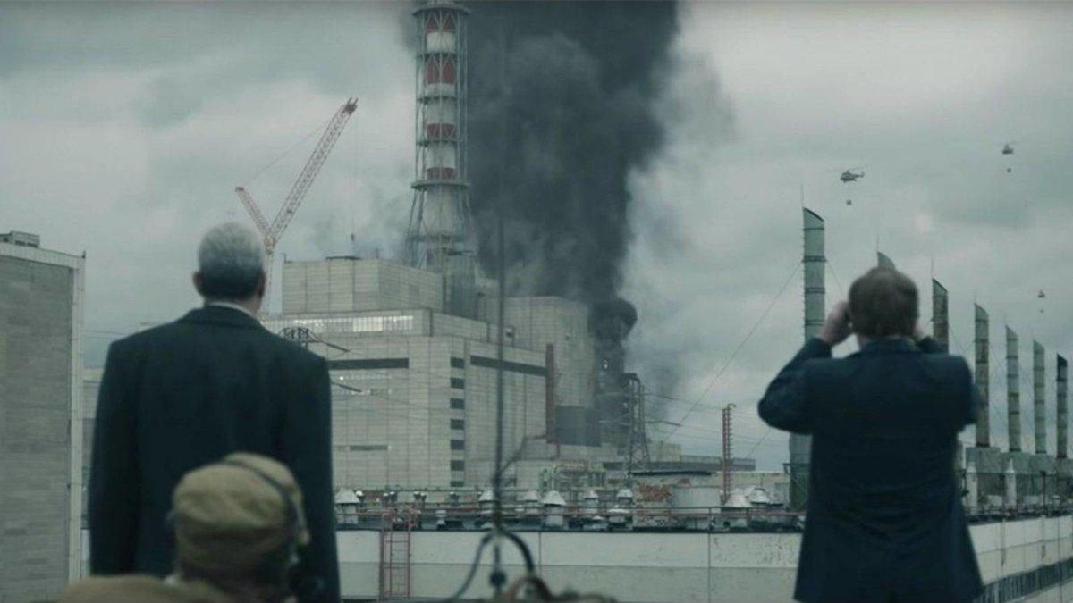 Així eren els personatges reals de la sèrie 'Chernobyl' d'HBO
