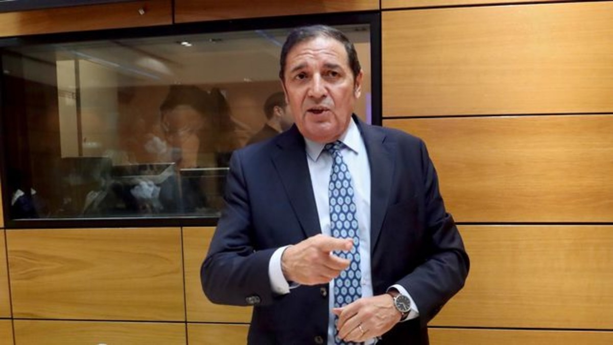 El consejero de Sanidad de Castilla y León, Antonio Sáez.