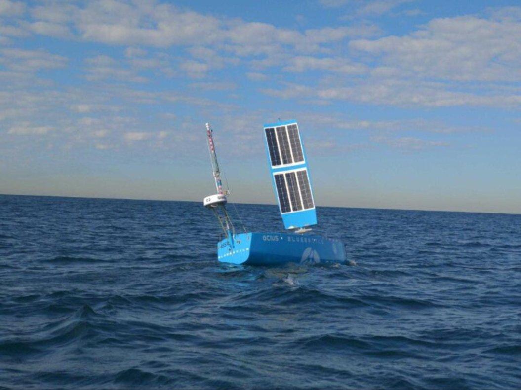 Drones oceánicos detectarán pateras en las aguas australianas