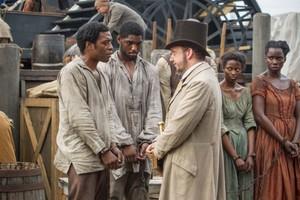 Brad Pitt protagoniza '12 años de esclavitud' en La 1 de TVE