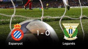 El Espanyol se queda los tres puntos frente al Leganés